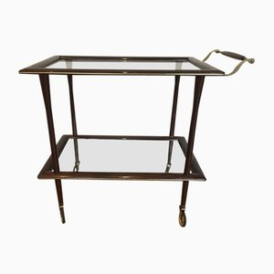 Vintage Serving Trolley by Cesare Lacca