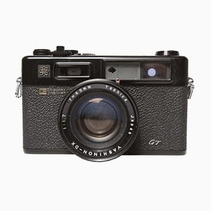 Electro 35 GT Camera from Yashica, 1972
