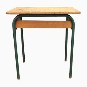Vintage School Desk, 1950s