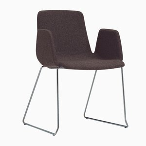 506PTN Ics Stuhl von Fiorenzo Dorigo für Capdell