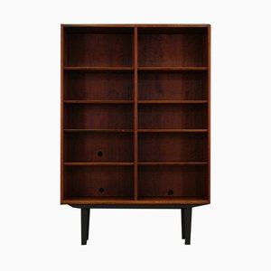 Vintage Rosewood Bookcase by Poul Hundevad for Hundevad & Co.