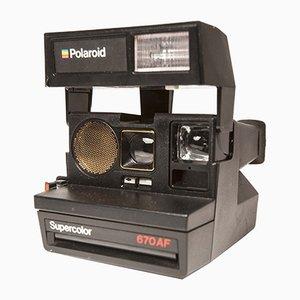 Vintage Supercolor 670 AF Polaroidkamera, 1990er