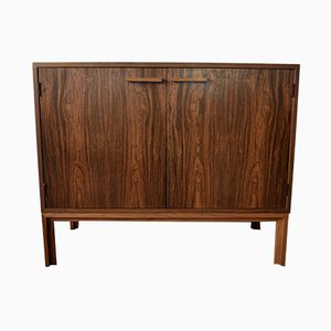Mid-Century Danish Rosewood Bar Cabinet by Kai Kristiansen for FM Møbler, 1960s