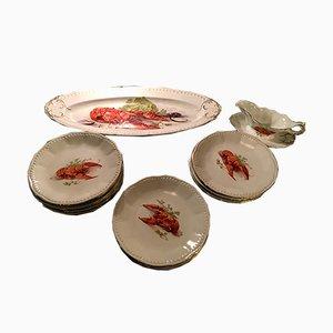Vintage Porcelain Tableware, 1950s