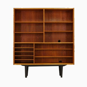 Vintage Teak Bookcase from Hundevad & Co., 1970s