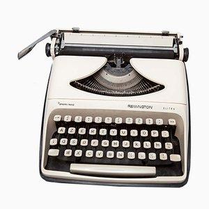 Machine à Écrire Elitra Vintage de Remington, 1970s