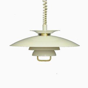 Lámpara colgante vintage de Belid, años 60