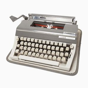 Reporter Typewriter from Japy, 1950s