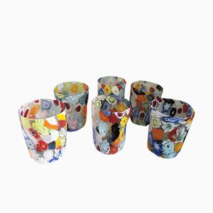 Vasos de Italian Light Design. Juego de 6