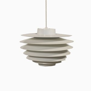 Pendant Lamp by Svend Middelboe for Nordisk Solar, 1970s