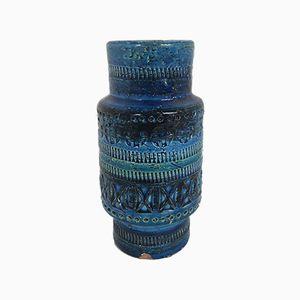 Rimini Vase von Aldo Londi für Bitossi, 1960er