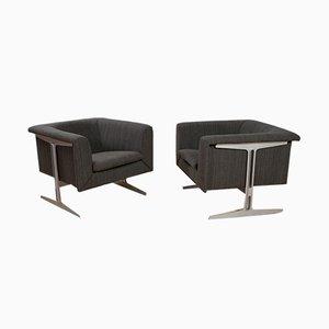 Mid-Century Modell 630 Sessel von Geoffrey Harcourt für Artifort, 1969, 2er Set