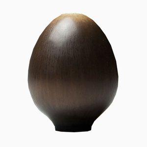 Vaso Egg vintage di Berndt Friberg per Gustavsberg, anni '50