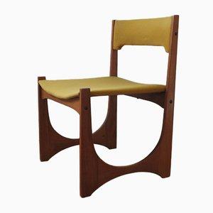 Chaise d'Appoint Vintage en Teck, 1960s