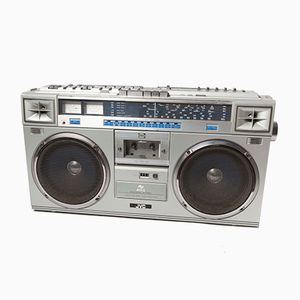 Model RC-M70I Boombox from JVC, 1980s