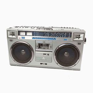 Radio Cassette modelo RC-M70I de JVC, años 80