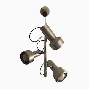 3-Spot Ceiling Lamp, 1960s