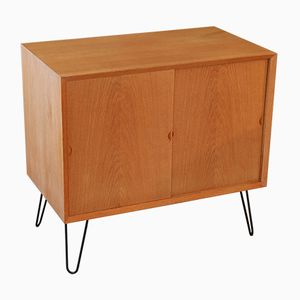 Mid-Century Oak Commode by Poul Cadovius for Cado, 1960s