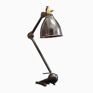 Französische Wandlampe von Bernard Albin Gras für Ravel-Clamart, 1922