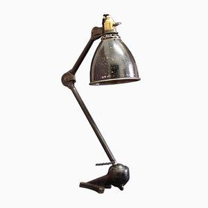Lámpara de pared francesa de Bernard Albin Gras para Ravel-Clamart, 1922