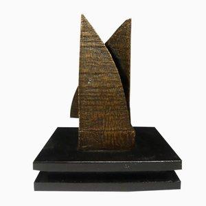 Escultura de bronce de Christian Wagner para Art Academy Munich, 1995