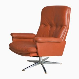 Mid-Century Swivel Chair by Werner Langenberg for ESA, 1960s