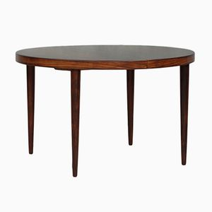 Vintage Extendable Rosewood Dinning Table by Kai Kristiansen