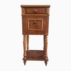 Antiker Nachttisch