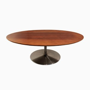 Table Basse Ovale par Pierre Paulin pour Artifort