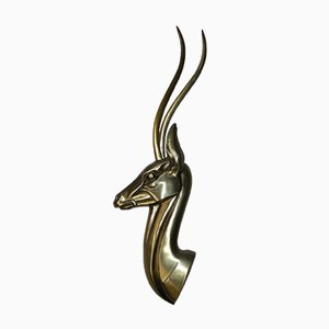 Sculpture Murale Antilope de Pendergast Products, 1930s