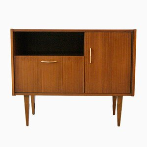German Model Kristall 88 Walnut Sideboard from Munker, 1960s