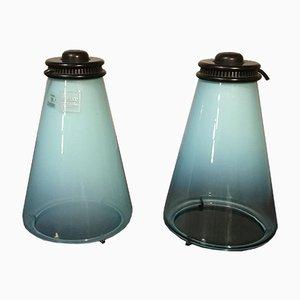 Lampes de Bureau Conetto par Ezio Didone pour Arteluce, 1979, Set de 2