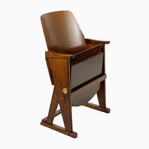 Chaise de Cinema Vintage de TON, 1960s