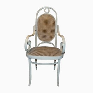 Vintage Bentwood High Back Armchair