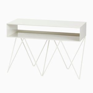 Robot Too Sideboard in Paper White by &New
