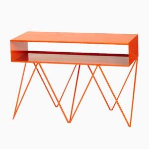 Credenza Robot Too arancione di &New