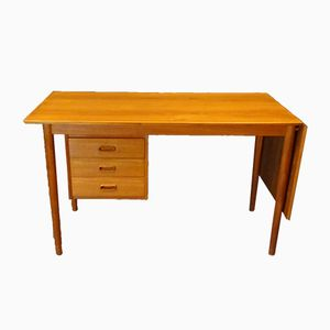 Mid-Century Extendable Desk by Arne Vodder for Sigh & Søns