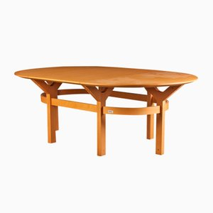 Large Vintage Table by Thygesen & Sørensen for Botium