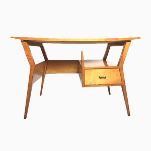 Vintage Modernist Desk, 1960s