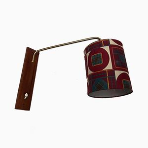 Wall Lamp with Nr. 243 Kl Swivel Shade from Aro, 1960s