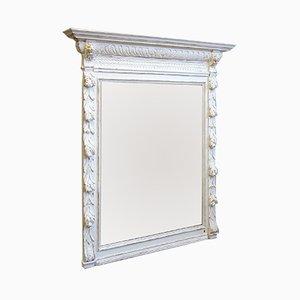 Espejo francés, década de 1870