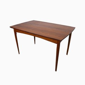 Mid-Century Extending Teak Dining Table, 1950s
