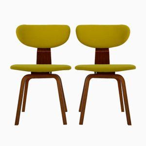 Vintage SB37 Esszimmerstühle von Cees Braakman für Pastoe