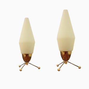 Rocket Tischlampen von Stanislav Kučera für Kamenicky Senov, 1970er