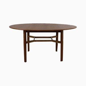 Tavolo da conferenza basso vintage di Lewis Butler per Knoll International, 1965