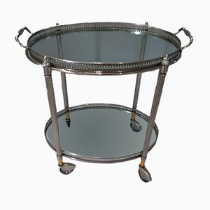 Vintage French Dessert Trolley