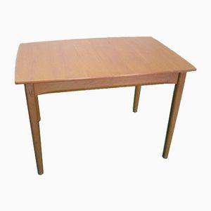 Vintage Extendable Teak Dining Table