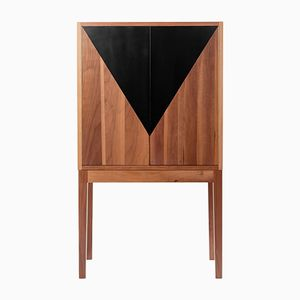 Hand-Crafted Triangle Collection Cocktail Cabinet by Aljoša Ilešič for Predsoba