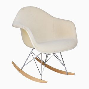 Mid-Century DSW Chairs by Charles & Ray Eames for Herman Miller, Set of 5