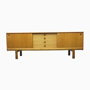 Danish Teak Sideboard by H. W. Klein for Bramin, 1960s